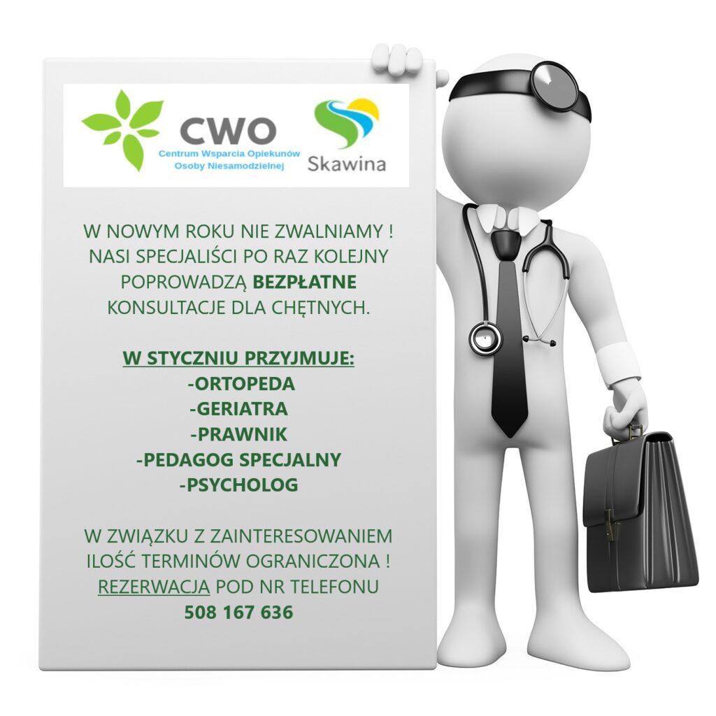 Specjaliści CWO