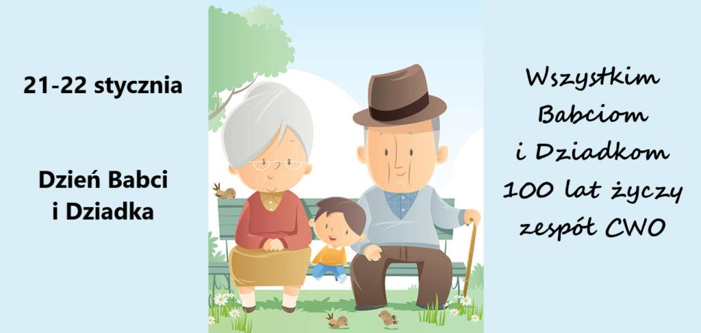 Życzenia Dzień babci i dziadka