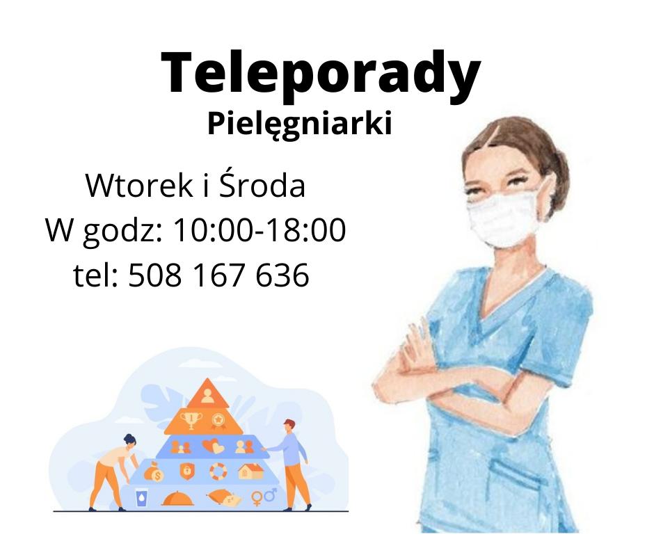 Teleporady pielęgniarki