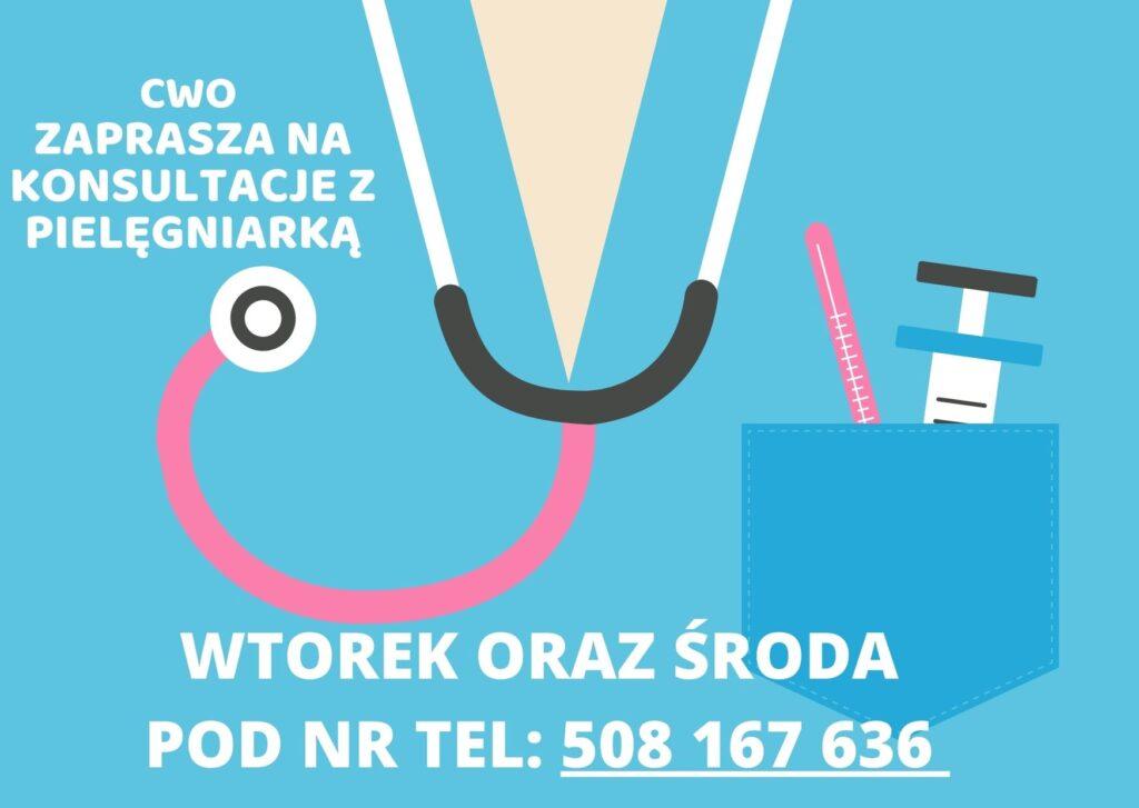 Konsultacje z pielęgniarką